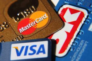 Skifte af bank og kreditkort
